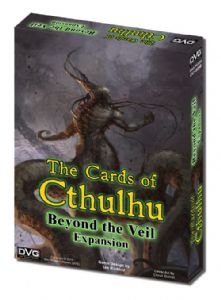 The Cards of Cthulhu - Veil Expansion